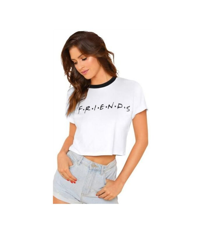FRIENDS Printed T-Shirt