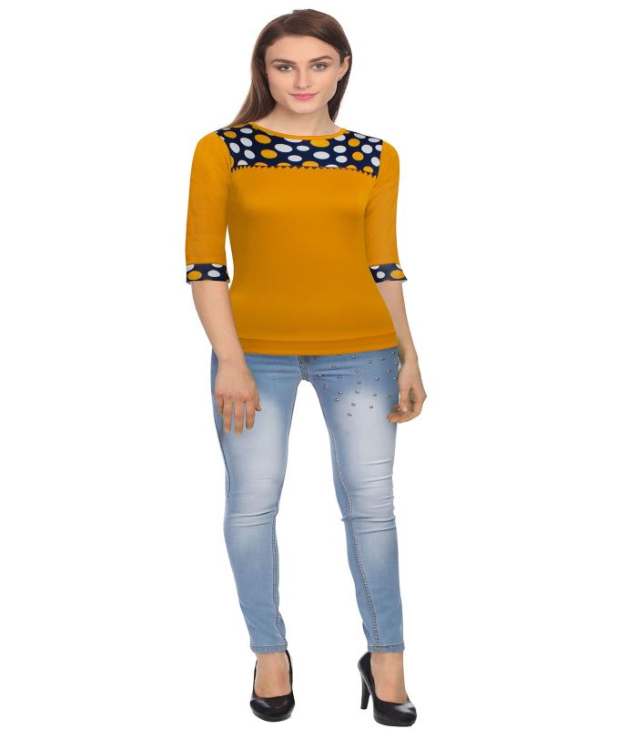 Tipsy 255 Yellow A